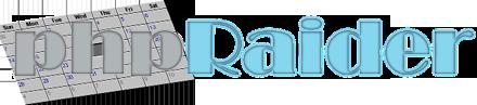 phpRaider - Raid management made easy!